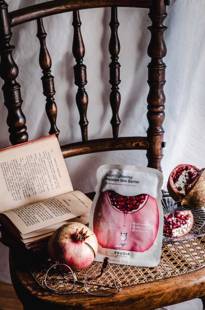 FRUDIA Pomegranate Nutri-moisturizing Mask